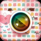 【動くスタンプ】ピクパ(picpa):かわいくデコるiPhoneカメラアプリ