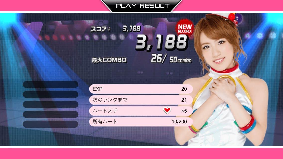 【音ゲー】AKB48:公式iPhoneゲームアプリ攻略_07