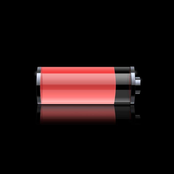 【大好きだから】iPhoneのバッテリーを長持ちさせる方法