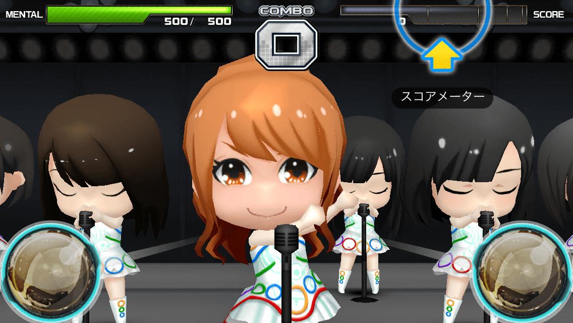 【音ゲー】AKB48:公式iPhoneゲームアプリ攻略_02