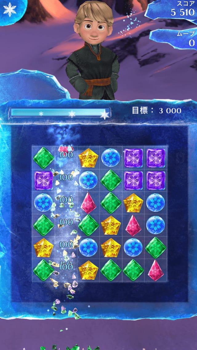 【アナ雪】アナと雪の女王:iPhoneゲームアプリ攻略_03