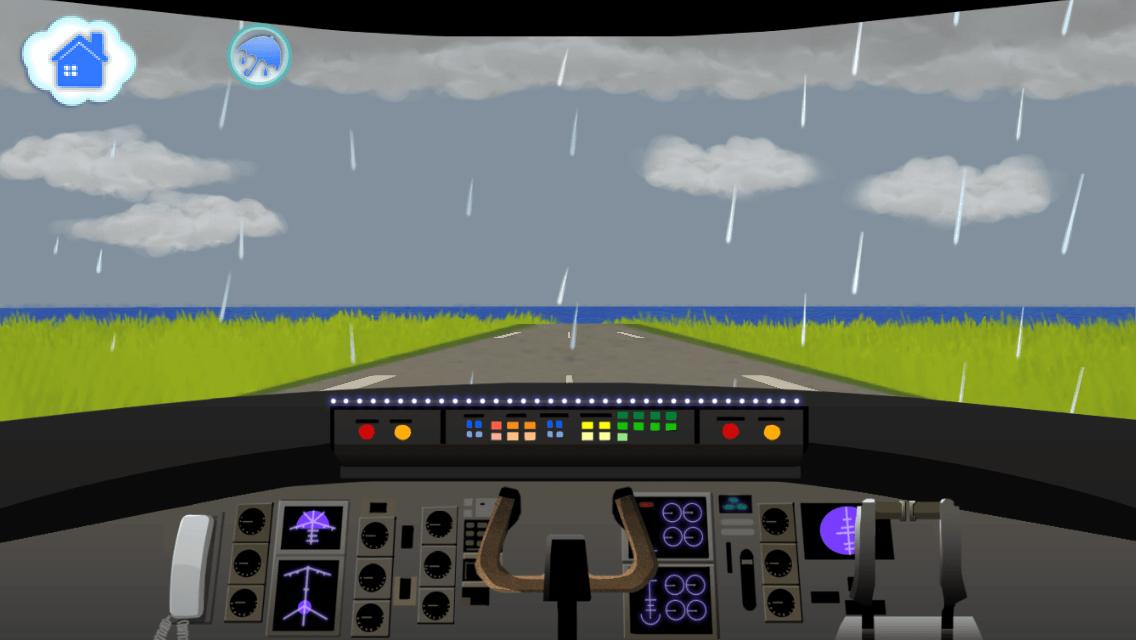 【子供向け】リトルパイロット:体験型シミュレーションゲームのiPhoneアプリ