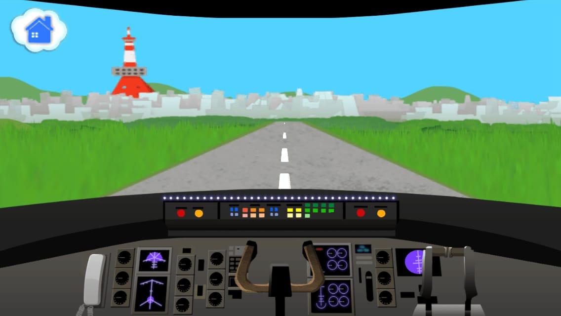 【子供向け】リトルパイロット:体験型シミュレーションゲームのiPhoneアプリ_08