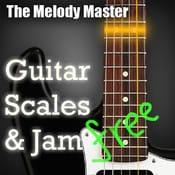 ギターのスケール&フリージャム