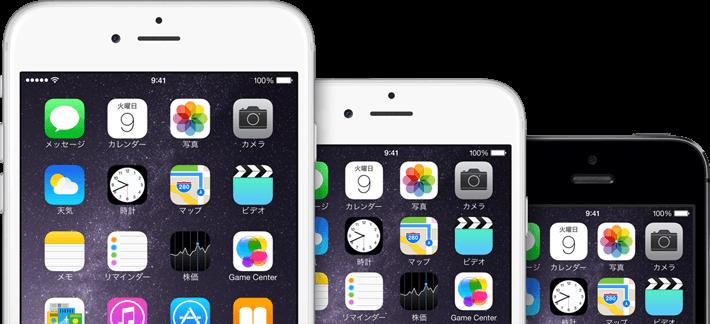 iPhone6の大きさ比較!今更ながら検証