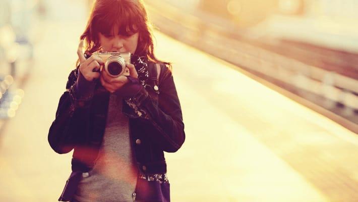 iPhoneのカメラのグリッドとは?使い方をマスターして上手に撮影!