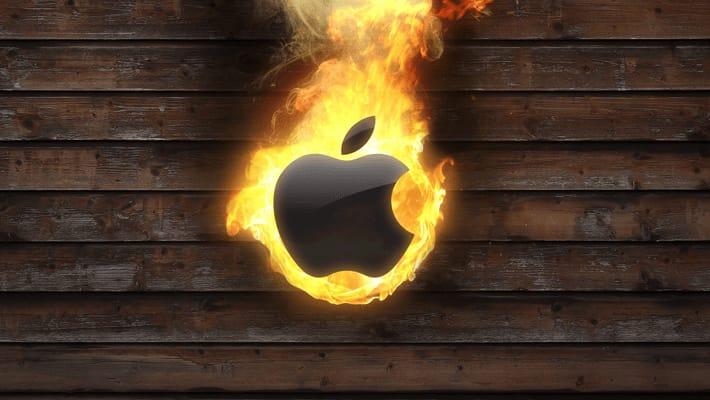 注意!iPhoneが発熱し出した時の対処法とは?