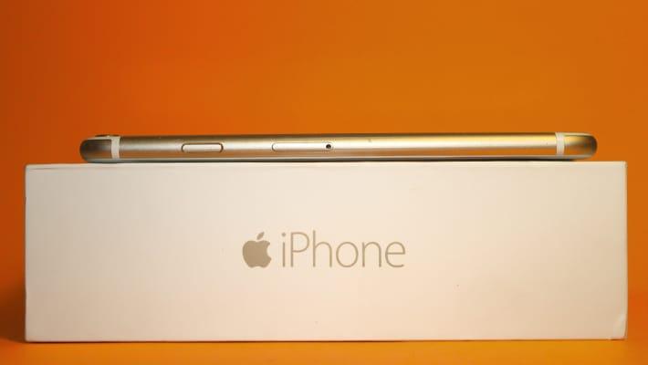 iPhoneの画面が回転する機能をオフにする方法