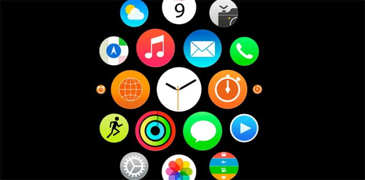 iPhoneで通知の赤丸(バッジ)を消す方法