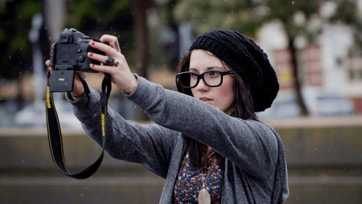 iPhoneのカメラでセルフタイマー撮影、やり方まとめ