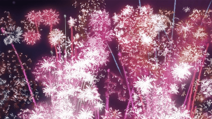 iPhoneで花火を撮影する時に便利なカメラテクニック