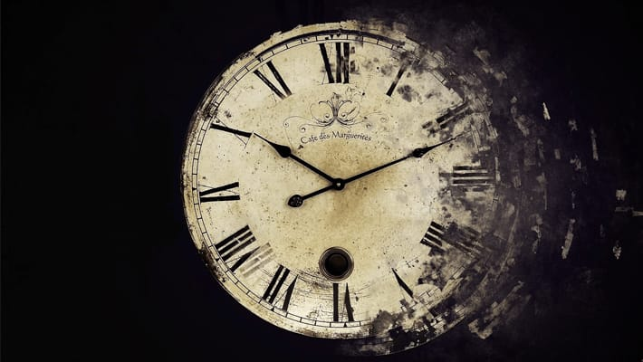 iPhoneの時計がずれる時の対処法