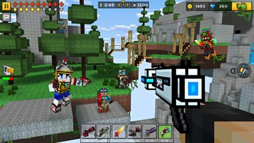 ピクセルガン3D(Pixel Gun 3D)