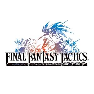 FFT ファイナルファンタジータクティクス 獅子戦争【有料】