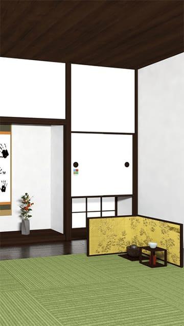 サクサク楽しめる!謎解きアプリ「脱出ゲーム Japan Modern-和モダンな家からの脱出」