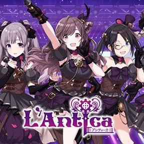 『シャニマス』事前登録者数が20万人を突破でユニット「アンティーカ」、新アイドル5名が公開