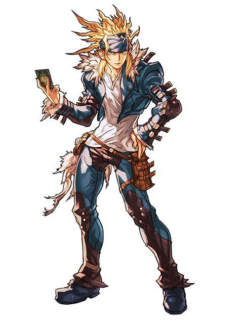 """クロノマギアからプレイヤーキャラクター""""マギアの能力者""""の一部が判明(2)"""