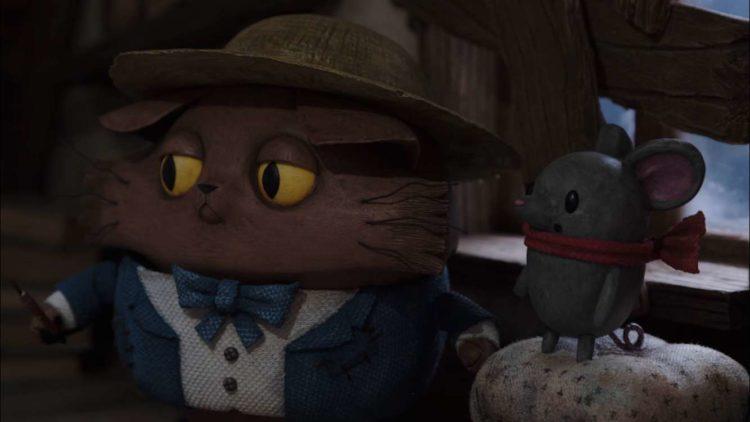 猫と絵本と人形劇を見てるような感覚! 「猫のニャッホ ~ニャ・ミゼラブル~」
