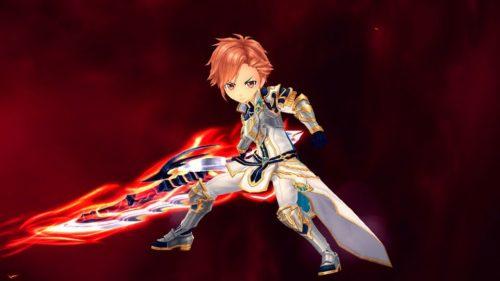 暁のエピカ 剣士