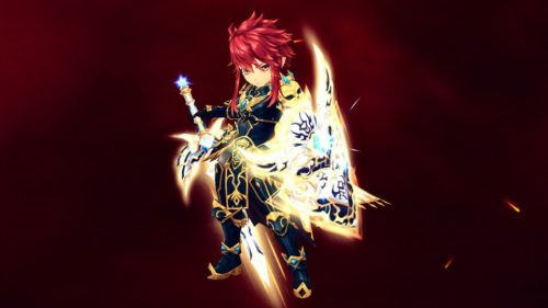 暁のエピカ 聖騎士
