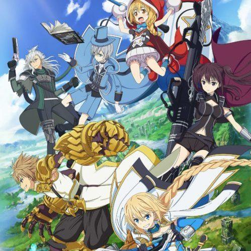 ミリアサ最新作のMMORPG「叛逆性ミリオンアーサー」がTVアニメ化決定!