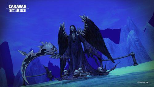 「キャラスト」大型アップデートでドワーフ領とエルフ領に新たなエリア登場!「討滅の戦域」に新ダンジョン実装!