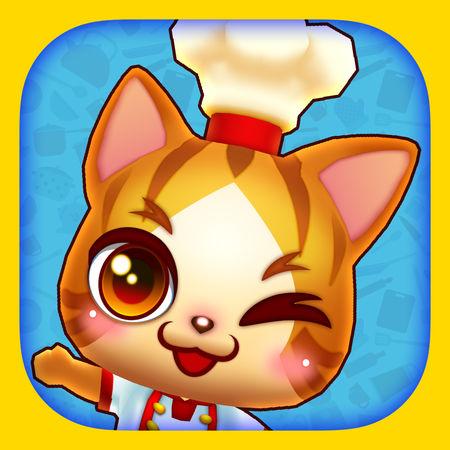かわいい動物たちと一緒に料理つくるパズルゲーム「プチ・シェフ ~人気どうぶつ新作パズル~」