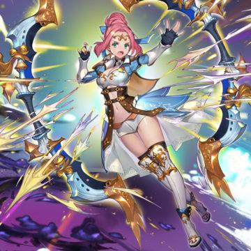 新キャラクター: 大弓使い「リリスト」