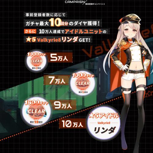 DMMGAMES『女神にキスを!~Goddess Kiss~』の事前登録者9万人を突破し、新キャラクター5人が公開!