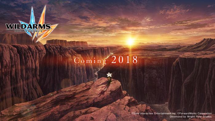 「ワイルドアームズ ミリオンメモリーズ」が2018年配信決定!
