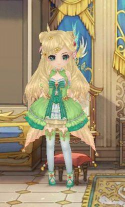 英雄「メロディー」とお揃いコーデができるドレスが新登場!