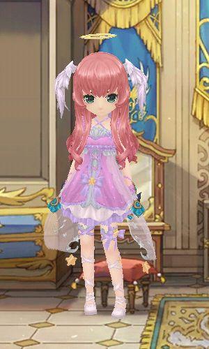 アストロスカート&天使の翼