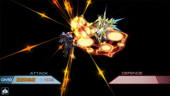 フル3Dで描かれたロボットとマップで緊張感のある戦い!