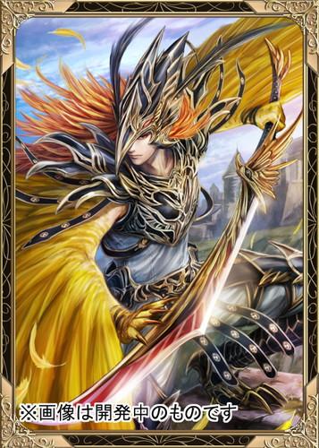 隼の聖騎士『ラルト』(イラスト:三好載克さん)
