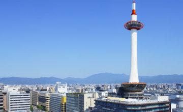 京都府の各地と公式に連動し展開