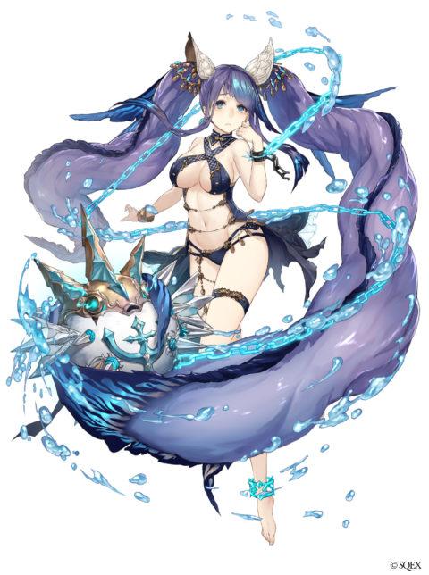 人魚姫/クラッシャー