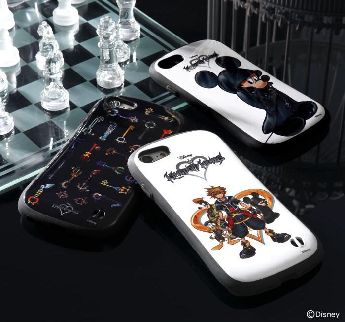 「キングダム ハーツ」のキャラクターたちがデザインされたiPhoneケースが新登場!
