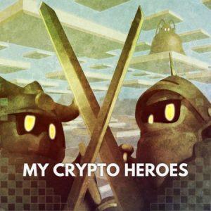 新作ブロックチェーンゲーム『My Crypto Heroes』今夏リリースに向け開発中!