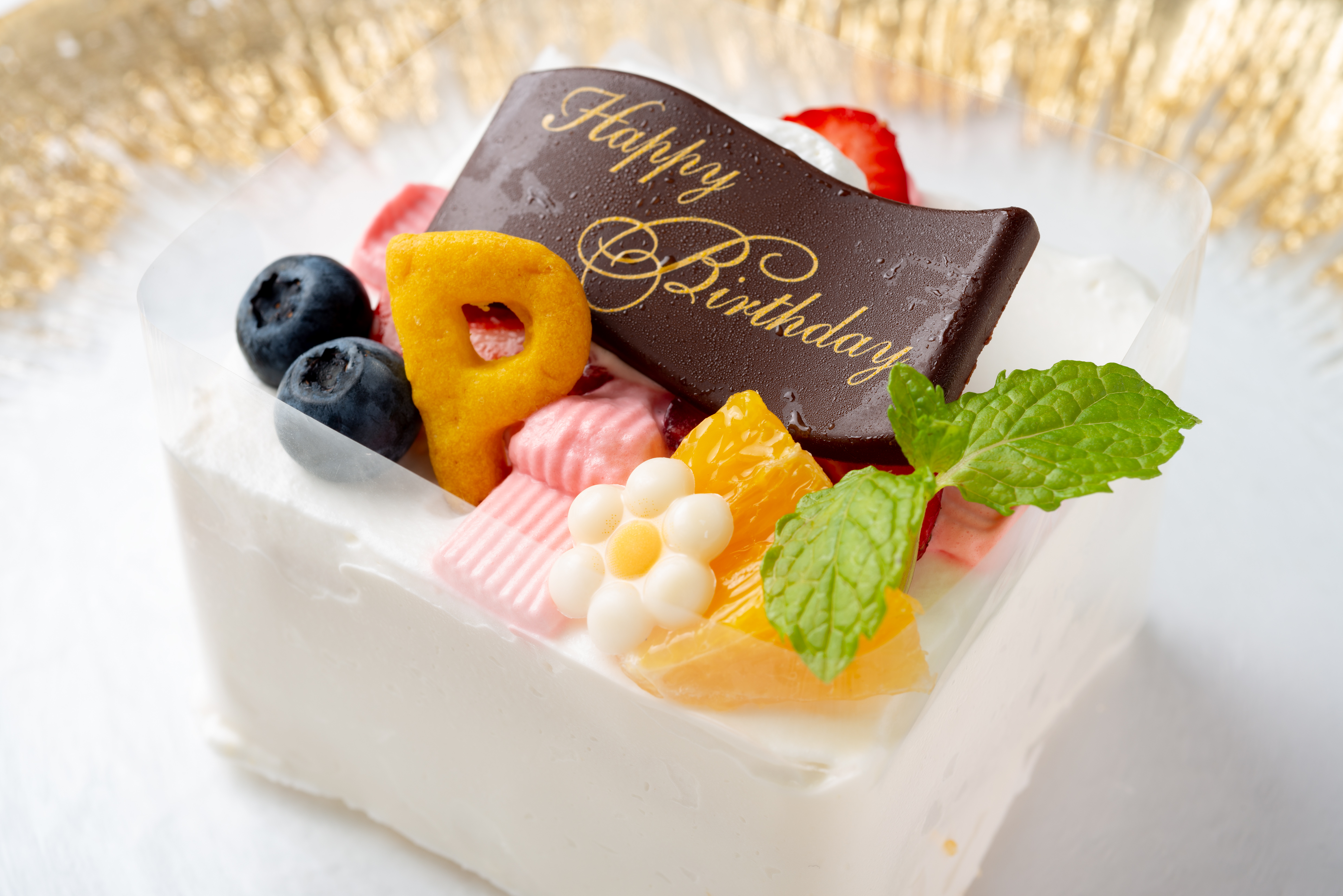 Happy Birthday!ミニケーキ 1,000円(税込)