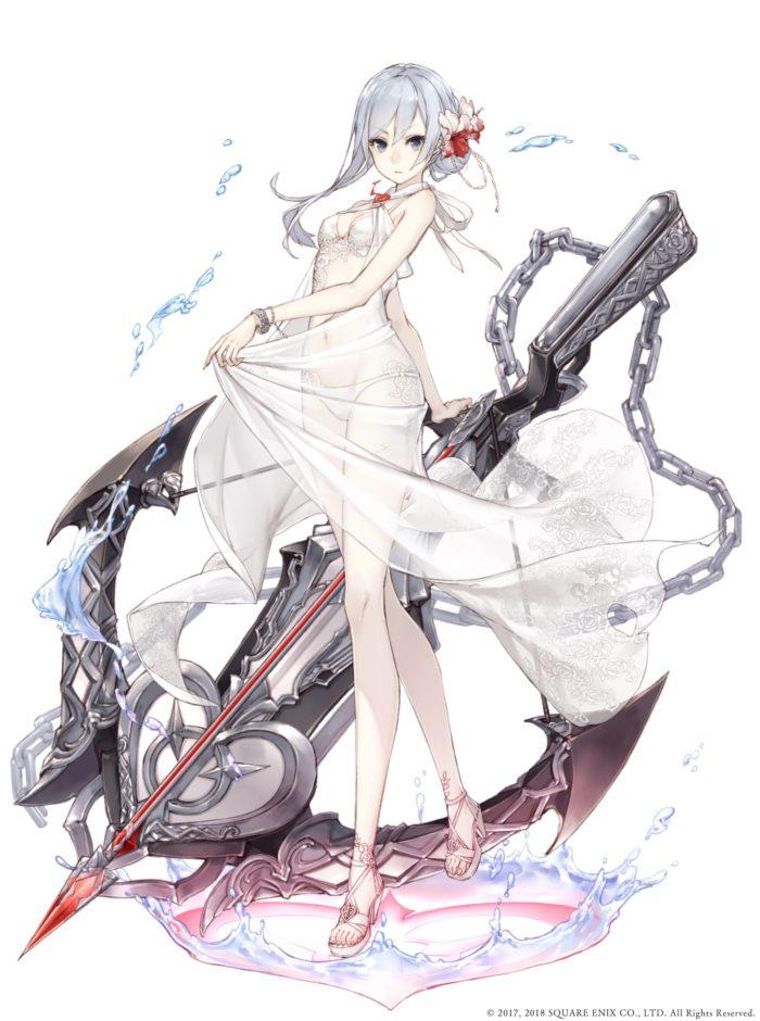 「スノウホワイト ― Mizugi ―」