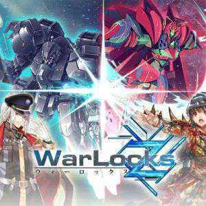美少女 × ロボットが熱い!!『WarLocksZ』の配信がついにスタート!