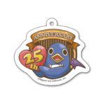 【プリニーアクリルキーホルダー(25周年ロゴVer.)】 イベント価格 \500(税込)