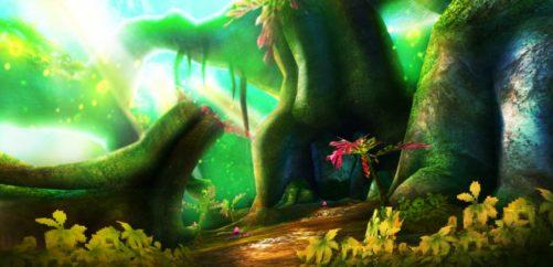 「ウクズラズラ森林帯」