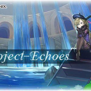 スクウェア・エニックスが新作RPGプロジェクト『Project-Echoes』(プロジェクト・エコーズ)を発表!事前登録、第一弾プロモーションムービーの公開を開始