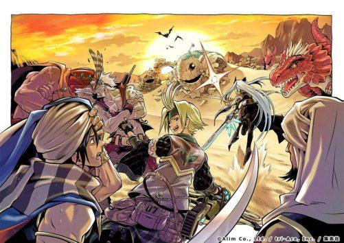 3.砂漠編:迫りくるモンスターを仲間とともに迎え撃つ!