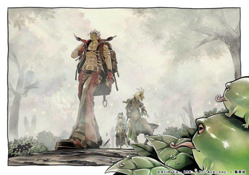 1. ミスト編:濃い「霧」の中を進む冒険者たち