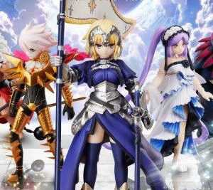 『Fate/Grand Order Duel -collection figure-』シリーズ第2弾が発売!