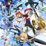 TVアニメ「叛逆性ミリオンアーサー」ビジュアル
