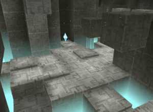 マップ「盤上の洞窟」