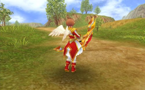 天使の羽(白)